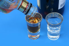 Bartending Royalty Free Stock Images