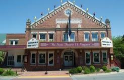 The Barter Theatre - Abingdon, Virginia Royalty Free Stock Photo