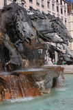 Bartholdi Fountain Stock Image