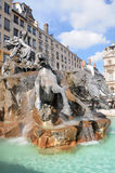 Bartholdi Fountain Stock Photography