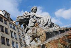 Bartholdi Fountain Stock Photography