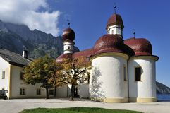 bartholomew kościół s st Fotografia Stock