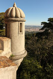 Bartizan or Guerite. Da Pena Palace. Sintra. Portugal Stock Photography