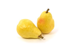 Bartlett pears Royalty Free Stock Image