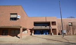 Bartlett szkoła średnia Bartlett, TN Obrazy Royalty Free