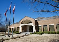 Bartlett Tennessee City Hall arkivbilder