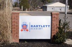 Bartlett 9th kvalitetsakademi, Bartlett, TN arkivbilder
