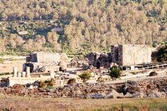 Bartolo Mountain near beach Bolonia, province  Cadiz, Andalucia, Stock Image