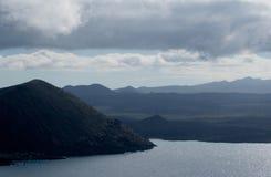 Bartolome-Insel, Penacle-Punkt, Galapagos lizenzfreies stockbild