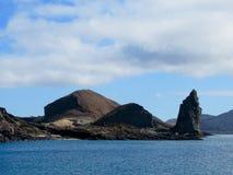 Bartolome-Insel, Penacle-Punkt, Galapagos stockfoto
