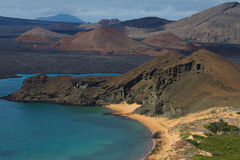 Bartolome Island Stock Photography