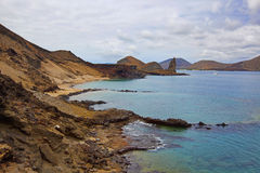Bartolome Island Galapagos Royalty Free Stock Photos