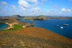 Bartolome Island, Galapagos Royalty Free Stock Photos