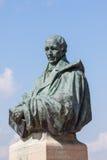 Bartolomeo Borghesi. Statue in San Marino Stock Photo