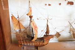 Bartolomeu Dias Museum. In Mossel Bay, South Africa. Bartolomeu Dias landing in Mossel Bay in 1488. The whole museum site is a provincial heritage site Royalty Free Stock Photo