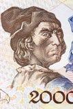 Bartolomeu Dias, um retrato foto de stock royalty free