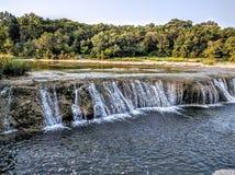 Barton Creek em Austin Texas Imagens de Stock Royalty Free