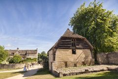 Barton Farm Bradford on Avon Somerset UK stock image