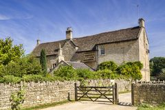Barton Farm, Bradford on Avon Somerset UK royalty free stock image