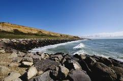 Barton on sea Stock Photos