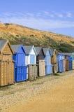 Barton on sea Stock Photo