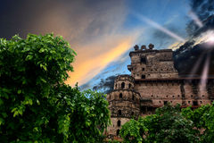 Barua Sagar Fort Royalty Free Stock Images