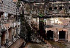Barua Sagar Fort Stock Image