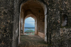 Barua Sagar Fort Stock Photo