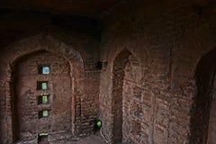 Barua Sagar Fort Wall Stock Photography