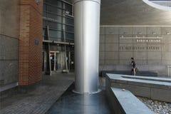 Baruch College foto de archivo