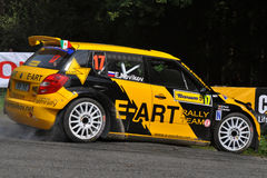 Barum Czech Rally IRC, Stock Photography