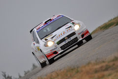 Barum Czech Rally IRC, Royalty Free Stock Photography