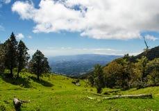 Barva Volcano National Park - Costa Rica Royalty Free Stock Photo