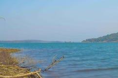 Barvi水坝 库存图片