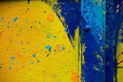 barwiący abstrakcjonistyczny tło Obrazy Royalty Free