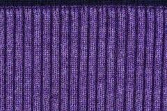 Barwiący dekoracyjny woolen tkaniny tekstury tło, zamyka up Zdjęcie Royalty Free