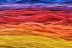 Barwiący druty Zdjęcia Stock