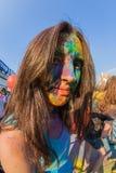 barwi festiwal zdjęcia royalty free