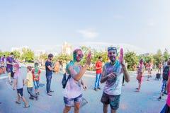 barwi festiwal obraz royalty free