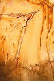 barwi kaolin Fotografia Stock