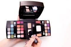 barwi makeup obraz stock