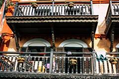 barwi Nepal zdjęcie royalty free