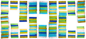 barwi szkło obrazy royalty free