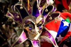 barwi venecia widok Obraz Royalty Free