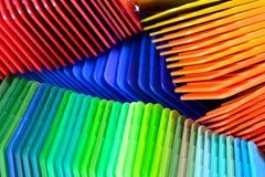 Barwi wzór Zdjęcia Royalty Free
