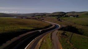 Barwiarki droga zdjęcie wideo