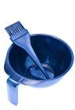 barwiarstwo włosy Zdjęcie Royalty Free
