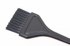 barwidło szczotkarski włosy Fotografia Royalty Free