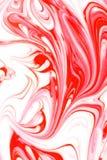 barwidła target1183_0_ deseniowy czerwony Obrazy Royalty Free