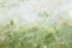 Barwiona ścienna tekstura Obraz Royalty Free
